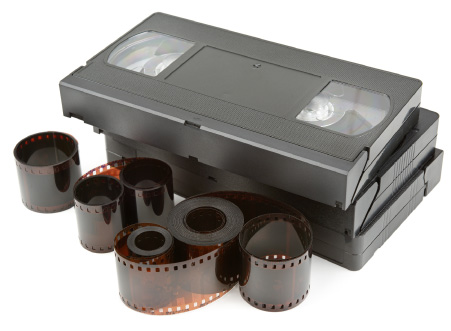 ビデオテープをDVDディスクに変換!!
