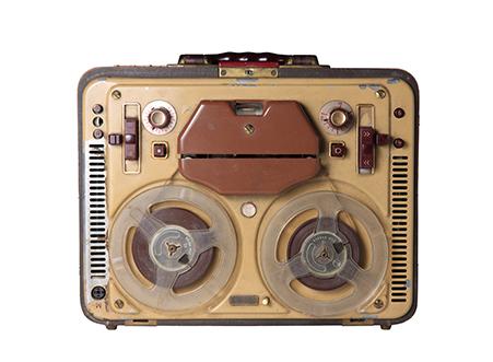 古い録音テープをCDに変換!!
