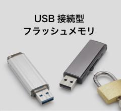 USB接続型フラッシュメモリ
